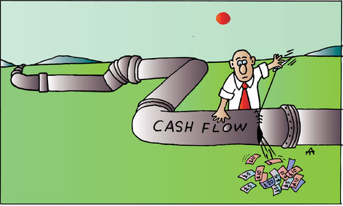 3 Steps to better manage your cash flow