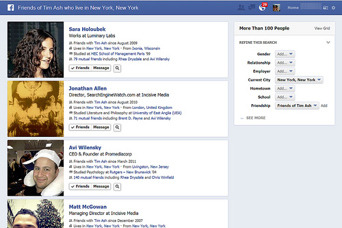 6 Insights You and Your Business Can Gain From Facebook Graph Search