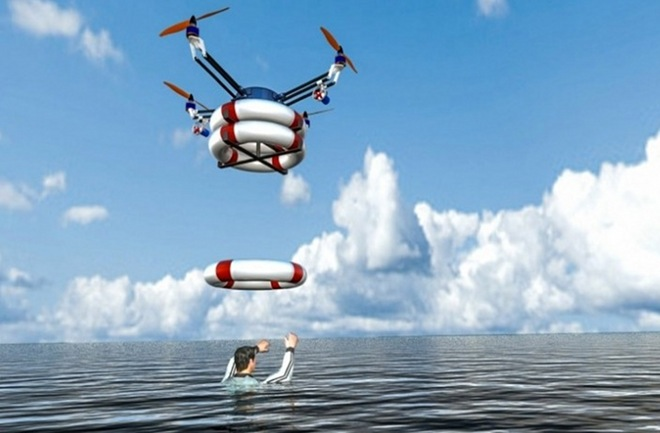 5 Surprising Ways Drones Are Being Used Today