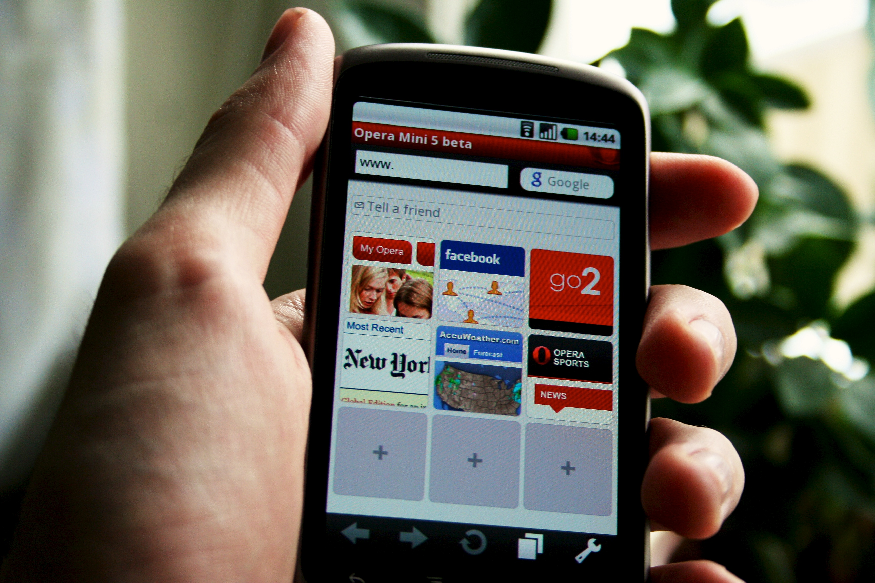 The one trend your business can't afford to ignore; mobile websites