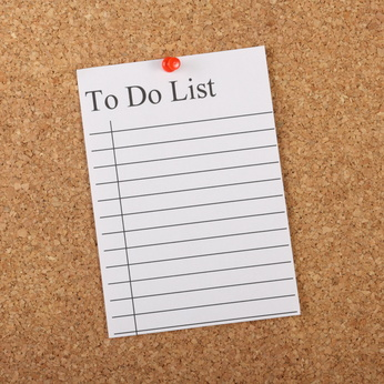 The secret to completing your to do list